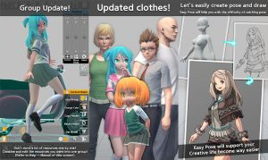 Easy Poser Pro Apk 1.5.23 Download (Multiple Poser) 2