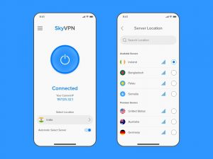 SkyVPN Premium Apk 1.8.8 (Unlimited Access) 4