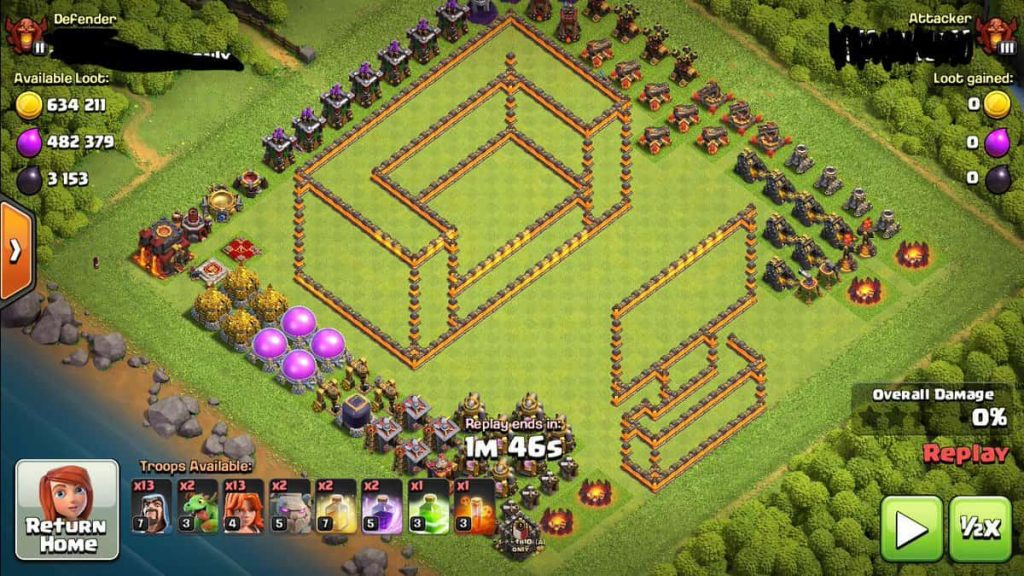 clash of clans apk mod unlimited troops