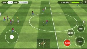 Real Football Mod Apk (Get Unlimited Money & Gold) 2
