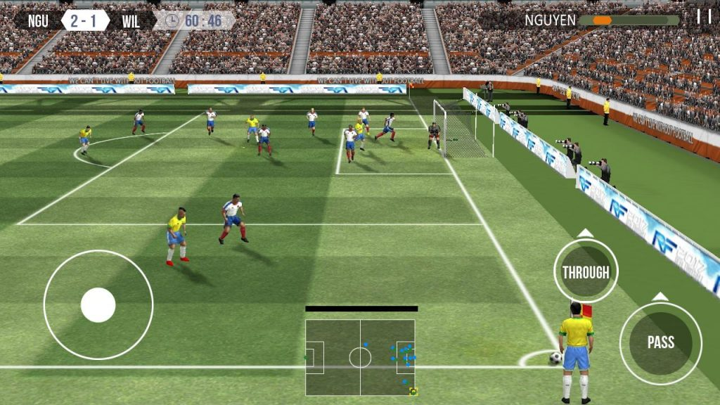Real Football Mod Apk (Get Unlimited Money & Gold) 4