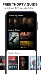 ThopTV APK Download V45.6.0 Latest Version for Android 3