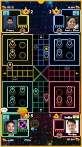 Ludo King Mod Apk | Unlimited Coins, Gold And Auto-Update Features 2